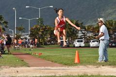 OIA EAST JV TRACK - Long Jump (click2ed Photos) Tags: school field hawaii high jump long track kaiser