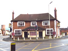 3 Britannia Inn, Rugeley (robertknight16) Tags: british local pubs