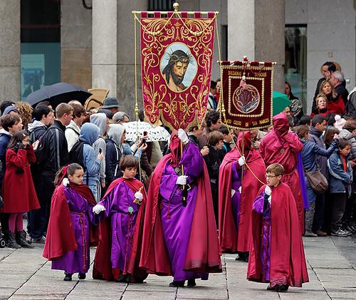 Semana Santa, Segovia