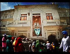 Saheed Baba Deep Singh Ji (Gurpreet Dubb) Tags: panorama temple golden deep sikh sahib amritsar baba harmandir darbar gurpreet takhat akal sarowar