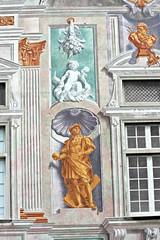 Cristoforo Colombo, Banco di San Giorgio (Matteo Bimonte) Tags: genoa genova cristoforocolombo bancodisangiorgio casadellecompere
