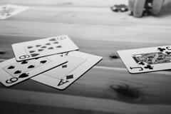 Jackblack (everlastingkiss) Tags: cards jackblack cartedagioco
