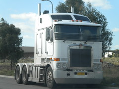 Rand Kenworth K108 Fat Cab (KW BOY) Tags: tractor truck prime big model cab transport over australian melbourne stretch semi lorry rig hauling express trailer rand coe mover trucking kw 2012 kenworth haulage aerodyne refridgerated k108