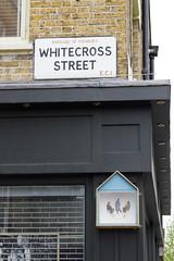 Whitecross Street, EC1 (Tetramesh) Tags: uk greatbritain england london unitedkingdom britain londres londra ec1 londen londinium lontoo llondon londone londyn llundain whitecrossstreet londn  londain londono bannerstreet tetramesh londrez  loundres londr lndra  guestframing 173whitecrossstreet ec1y8jt