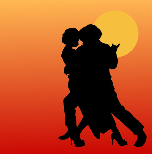 The Dark Passion of the Tango