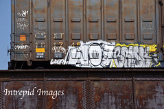 woer   brisk (INTREPID IMAGES) Tags: street railroad abstract color art train bench graffiti fan paint steel painted sony graf tracks indiana rail railway trains tags images railcar intrepid boxcar graff woe railfan freight rolling brisk graaf gr8 paintedtrains fr8 railbox benched benching railroadgraffiti paintedsteel railer intepid woer intrepidimages