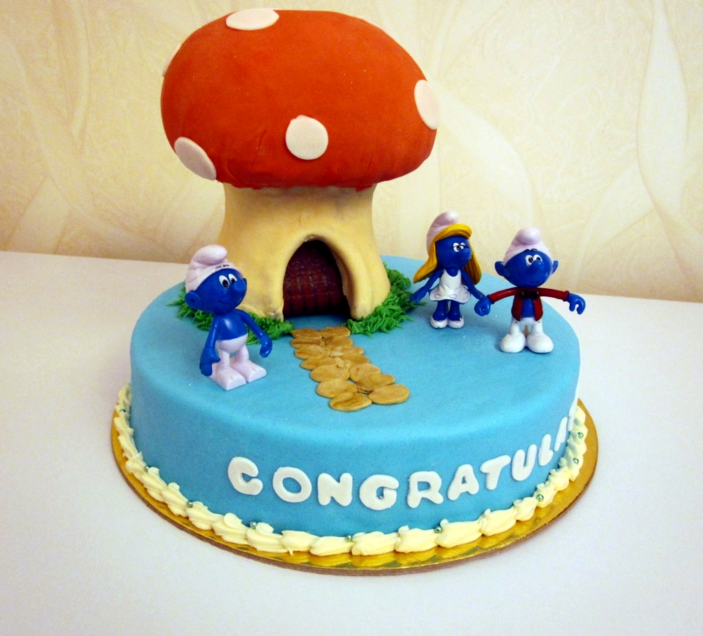 The Worlds Best Photos Of Cake And Smurfette Flickr Hive Mind