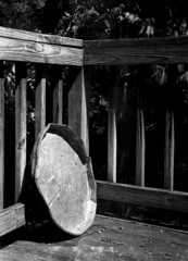Galahad's Shield Discarded (photo_secessionist) Tags: light shadow bw film childhood analog zeiss 1936 35mm toy blackwhite magic bn contax vintagecamera imagination shield zeissikon discarded ilford fp4 lid unedited selfdeveloped cafenol contaxii zeissf155cmsonnarlens lightfocustest
