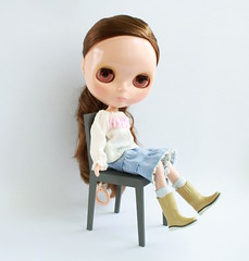 blythe and chair
