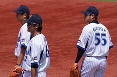 DSC01384 (shi.k) Tags: 横浜スタジアム 横浜ベイスターズ 120511 イースタンリーグ 内藤雄太 高森勇気 後藤武敏