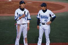 DSC02061 (shi.k) Tags: 120512 横浜ベイスターズ イースタンリーグ 福山博之 松本啓二朗 横須賀スタジアム