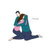 imissu (1hugaday) Tags: love couple imissu