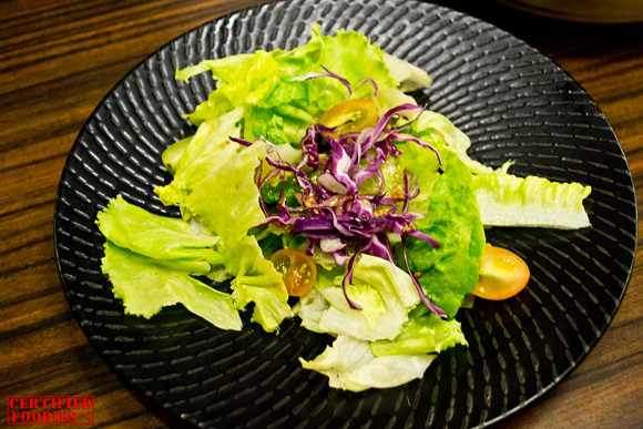 Kaeinyachae - Sariwon's house salad