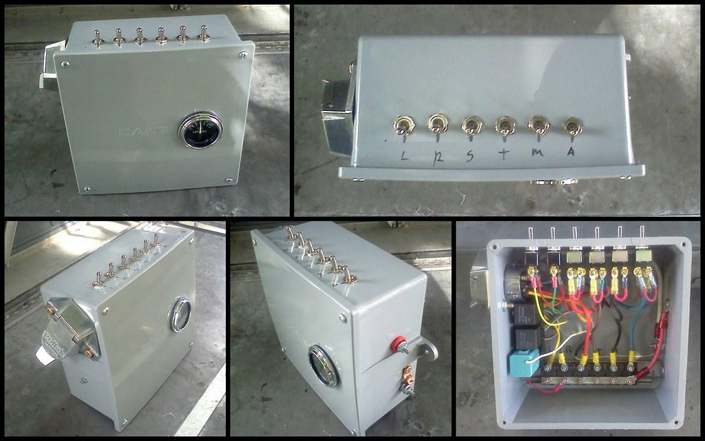 trailer wiring test box all kind of wiring diagrams u2022 rh investatlanta co Box Truck Box Truck
