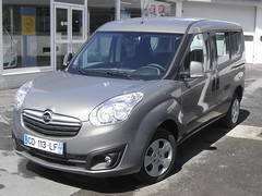 Maubeuge: Opel Combo Tour (harry_nl) Tags: france tour opel 2012 combo maubeuge ocar