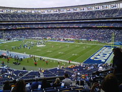 Chargers Game