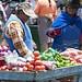 Mercado indigeno di Saquisilí