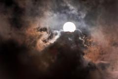 The Sun 5.22.2012 (kevingrallphotography) Tags: sky sun nature clouds landscape star solar nikon maryland eerie thesun 400mm libertyreservoir d700 70200mmf28gedvrii