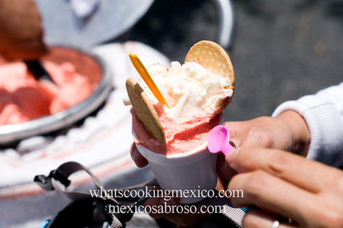 "Ice cream in Downtown DF • <a style=""font-size:0.8em;"" href=""http://www.flickr.com/photos/7515640@N06/7256520512/"" target=""_blank"">View on Flickr</a>"
