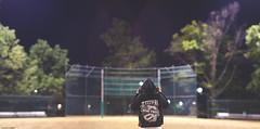 HxC by night (Jon Medina) Tags: ohio me field night hoodie jon baseball cincinnati sony tripod 85mm nightime terror medina alpha a35 hxc