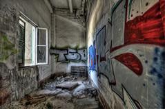 Pietra Ligure Urban Decay [ Explore ] (Opiesse) Tags: urban graffiti nikon montana decay liguria spray pietra murales hdr ops ligure savona rodriquez cantieri opiesse