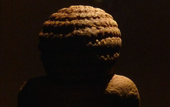 Venus of Willendorf, Head