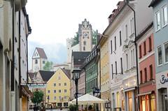 Reichenstraße, Füssen Photo