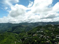 Look at Sky (Sandeep Santra) Tags: sky cloud india green nature forest landscape town hills aizawl mizoram incredibleindia