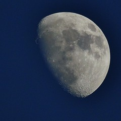 Handheld Day-Moon, 73% of Full, Waxing Gibbous; Jewelled Handle of Montes Jura around Sinus Iridum (Stephen Little) Tags: moon mirror reflex mirrored waxinggibbous catadioptric daymoon sinusiridum minoltaaf500mm minolta500mmf8 minoltaaf500mmf8 73offull montesjura sonya77 minolta500mm jstephenlittlejr slta77 sonyslta77 sonyslta77v sonyalphaslta77v moon73offull jewelledhandle