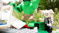 Week 22 (chrisofpie) Tags: chris nature training toy toys outdoors star funny lego jester lol super busstop adventure story liam legos hero superhero knight brave heroes minifig hulk today mime avengers 52 minifigure avenger minifigures brucebanner 52weeks stunningphotography legohero whitejester legomarvel stunningphotogpin chrisofpie 52weeksofliamthemime