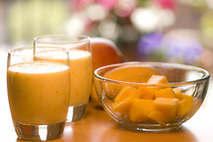 Sweet Mango Lassi - Mango Smoothie (madlyinlovewithlife) Tags: orange india drink indian beverage drinks mango yogurt milkshake smoothies smoothie mangoes lassi colddrinks mangojuice fruitjuice mangolassi fruitdrink mangosmoothie mangodrink mangomilkshake mangosmoothies sweetmangolassi