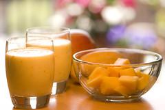 Sweet Mango Lassi