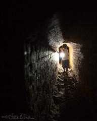 Tunnels @ Fort Pickens (by claudine) Tags: flickrchallengegroup flickrchallengewinner familyphotographerwest houstonphotographybyclaudinecom fortpikens fortpickensgulfshoresparkemeraldcoast