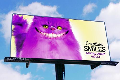 Funny dental-ad