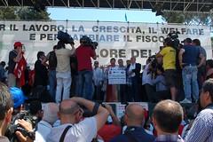 DSC_5015 (i'gore) Tags: roma precari lavoro manifestazione cgil uil lavoratori crescita pensionati fisco occupazione cisl sindacato sindacati disoccupati esodati