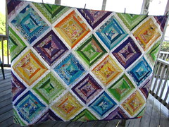 Kites (The Left Footed Quilter) Tags: valentine practicalguidetopatchwork