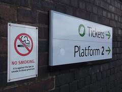 禁煙のマーク