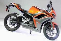 Hero HX 250R (NA.dir) Tags: auto show nikon expo motorcycles bikes hero motor tamron vc f28 hx 2014 greaternoida 250r 1750mm d3100 motocorp 12thautoexpo