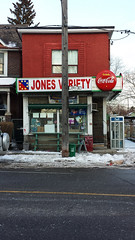 20140203_155551 v2 (collations) Tags: toronto ontario architecture documentary vernacular streetscapes builtenvironment cornerstores conveniencestores urbanfabric varietystores