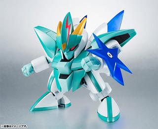 【正式官圖公開!】ROBOT魂 魔神英雄傳 幻王丸
