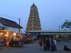 Chamundeshwari temple at chamundi hills Mysore (Renny Abraham) Tags: religious temple hill visit pooja karnataka hindu mysore chamundi flickrandroidapp:filter=none
