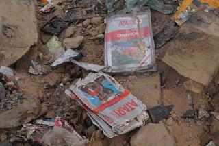 Atari E.T. Dig: Alamogordo, New Mexico