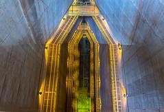 Metropolis I (*Capture the Moment*) Tags: brazil dam sony brasilien innen inside powerplant kraftwerk damm barrage itaipu 2016 wasserkraft hydroelectricpowerstation sonynex7