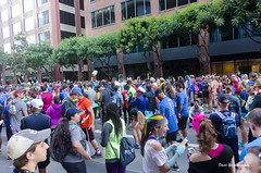 Bay to Breakers 2016 (davidyuweb) Tags: people bay san francisco breakers sfist zappos 2016 colorfulcostumes baytobreakers2016 baytobreakers2016photos baytobreakerssanfrancisco2016