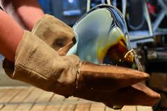 Eindproduct (Harmen de Vries) Tags: kunst overijsel 2016 schaal ootmarsum twenthe glasblazerij kunstopstraat hotmarks pss:opd=1463511059 eindproducr