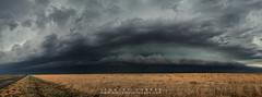 Felt, Oklahoma Supercell (Black Mesa Images) Tags: county city storm black oklahoma weather clouds fire texas images boise stanley kansas elkhart harper tornado mesa chaser cimarron spotter hugoton stormwarn