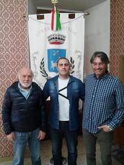consigliere Felici e sindaco Borraccini-Rotella(AP)