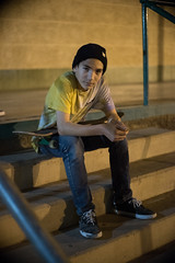 Nico (Alejandro Gil Ramrez) Tags: life camera field night canon eos 50mm bokeh sony deep style frame gran f18 length camara canaria maspalomas focal a7s