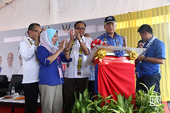 Majlis pelancaran RTC Sarawak,SIBUTI.30/4/16