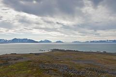 332 Day 3 Svalbard (brads-photography) Tags: seascape landscape scenery rocks scenic svalbard arctic spitsbergen birdcliffs ingeborgfjellet viewfromingeborgfjellet